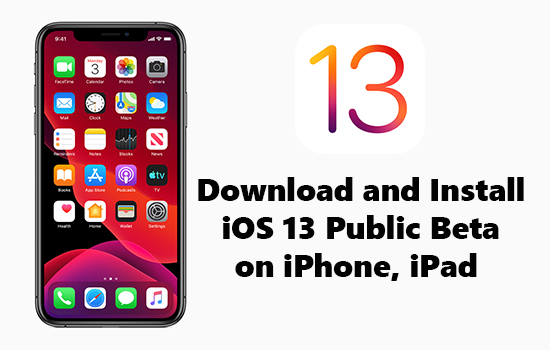 How to Download and Install iOS 13 Public Beta on your